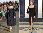 Renée Zellweger In A.W.A.K.E. MODE - 2019 Vanity Fair Oscar Party