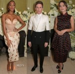 Fashion Blogger Catherine Kallon features VOGUE Fashion & Film BAFTA Party