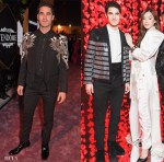 Darren Criss Joins The Balmain Army In Doha