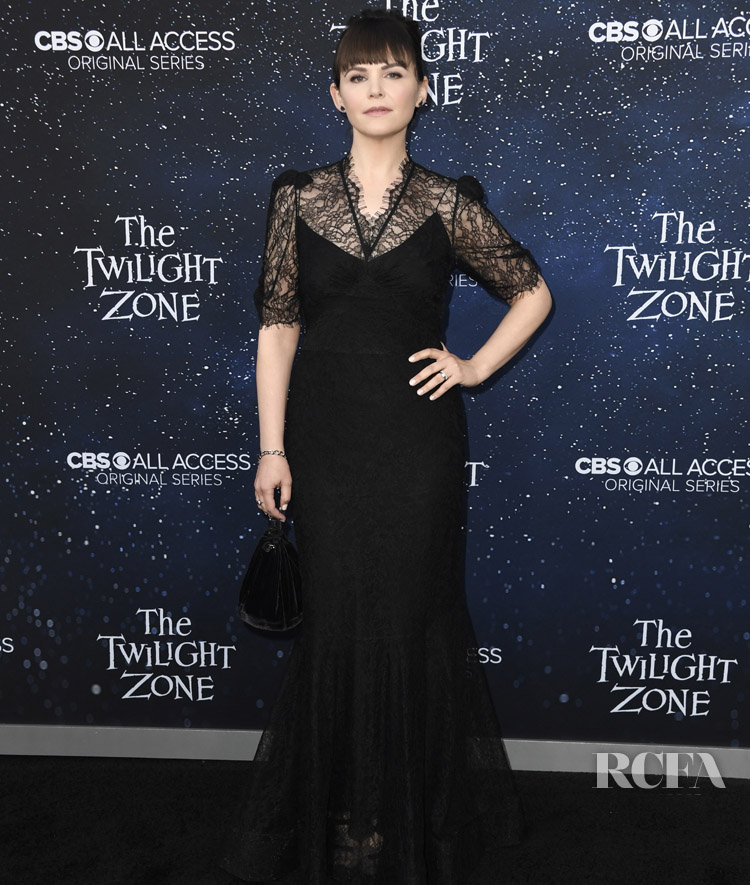 Ginnifer Goodwin in Brock Collection - 'The Twilight Zone' LA Premiere
