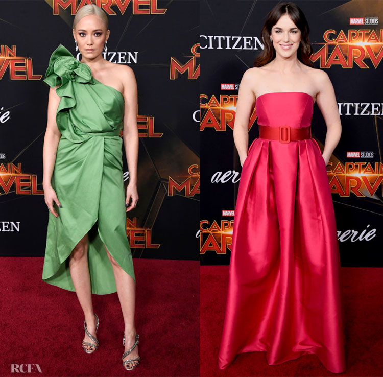 Marvel Studios 'Captain Marvel' LA Premiere