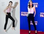 Mila Kunis In David Koma - 'Wonder Park' LA Premiere