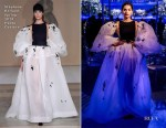 Sonam Kapoor In Stéphane Rolland Haute Couture - Akash Ambani and Shloka Mehta Wedding Party
