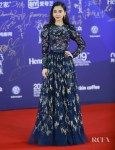 Angelababy Dazzles In Dior Couture For The Beijing International Film Festival