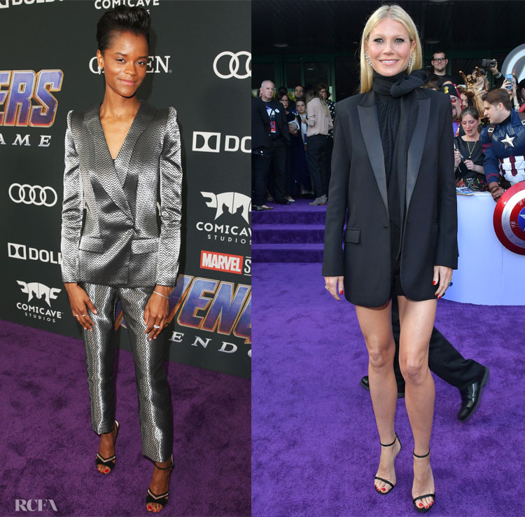 'Avengers: Endgame' World Premiere Red Carpet Roundup