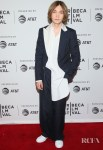 Charlie Plummer Dons An Unclassic Classic Suit To The 'Gully' Tribeca Film Festival Screening