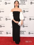 Freida Pinto Black & White Delight For The 'Only' Tribeca Film Festival Premiere