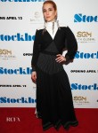 Noomi Rapace Promotes 'Stockholm' Again In Givenchy