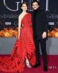 Rose Leslie and Kit Harington - 'Game Of Thrones' Season 8 New York Premiere