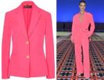 Rosie Huntington-Whiteley's Versace Blazer