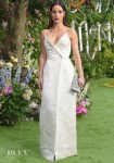 Adria Arjona Dons Dior For The 'Good Omens' Amazon Original Global Premiere