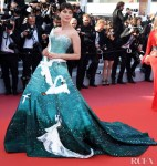 Catrinel Marlon In Gyunel Couture - Cannes Film Festival Closing Ceremony
