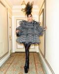 Lady Gaga's Pre-Met Gala Glam