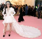 Lily Collins In Giambattista Valli Haute Couture - 2019 Met Gala