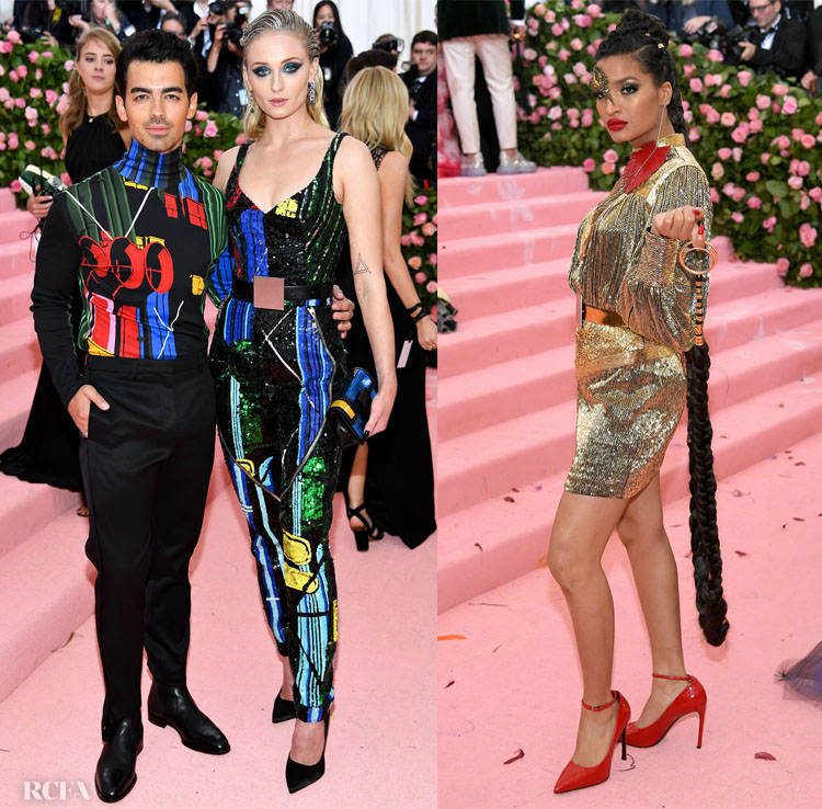 Louis Vuitton @ 2019 Met Gala
