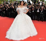 Michelle Rodriguez In Rami Kadi - 'Once Upon a Time In Hollywood' Cannes Film Festival Premiere