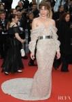 Milla Jovovich In Balmain - 'Sibyl' Cannes Film Festival Premiere