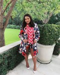 Mindy Kaling's Red, White & Blue Memorial Day Moment