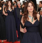 Monica Bellucci In Christian Dior - 'Les Plus Belles Annees D'Une Vie' Cannes Film Festival Premiere