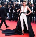 Nieves Alvarez In Etro - 'Les Miserables' Cannes Film Festival Premiere