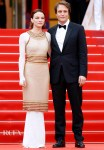 Valerie Pachner In Chanel - 'A Hidden Life' Cannes Film Festival Premiere