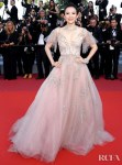 Zhang Ziyi In Monique Lhuillier - Cannes Film Festival Closing Ceremony