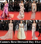 Who Was Your Best Dressed On Day Five Of Cannes Film Festival?