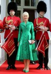 Helen Mirren Looked Regal For The Mandarin Oriental Hyde Park London Fantastic Reopening Party