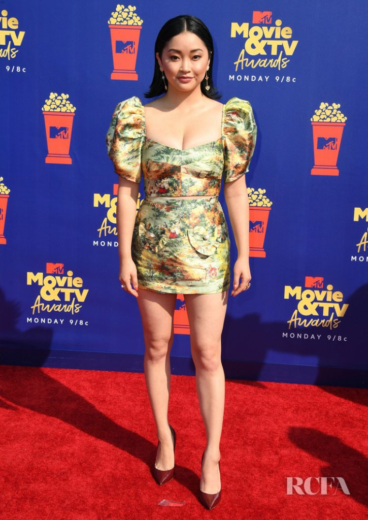 Lana Condor In Alice McCall - 2019 MTV Movie And TV Awards