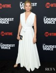 Sienna Miller Channels Grecian Goddess Vibes For 'The Loudest Voice' New York Premiere