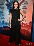 Vanessa Hudgens Channels Her Inner Morticia Addams For 'The Dead Don't Die' New York Premiere