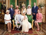 Meghan, Duchess of Sussex & Prince Harry Celebrate Archie Harrison Mountbatten-Windsor's Christening