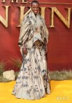 Florence Kasumba Looked Regal In David Tlale For 'The Lion King' London Premiere