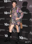 Ezra Miller's Colourful Outing For Urban Decay's Seoul Photocall
