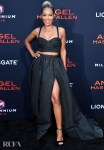 Jada Pinkett Smith Wears Rosie Assoulin To The 'Angel Has Fallen' LA Premiere