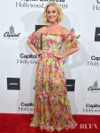 Katy Perry's Romantic Florals For Capitol Music's Congress