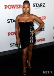 Naturi Naughton Buckles Up For The 'Power' New York Premiere