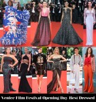Who Was Your Best Dressed On The Opening Day Of Venice Film Festival?