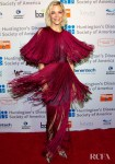 Jaime King Swings Into Action At The 5th Annual Freeze HD Gala
