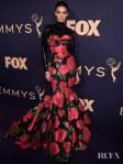 Kendall Jenner In Richard Quinn - 2019 Emmy Awards