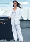 Penelope Cruz Stuns San Sebastian Film Festival In All White