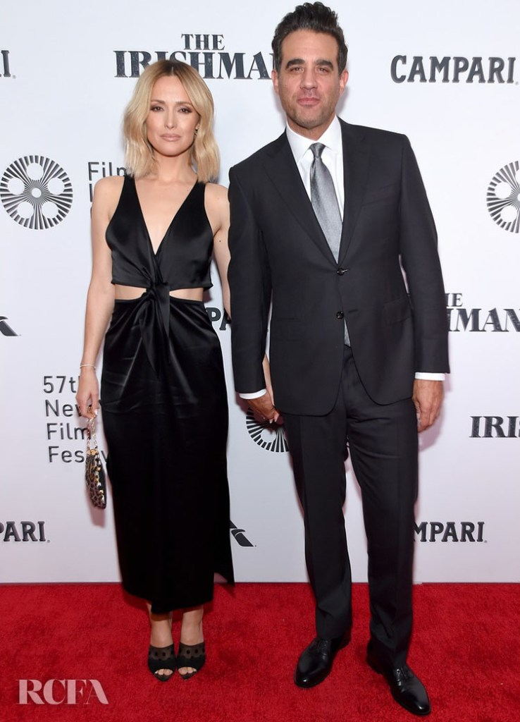 'The Irishman' New York Film Festival Premiere