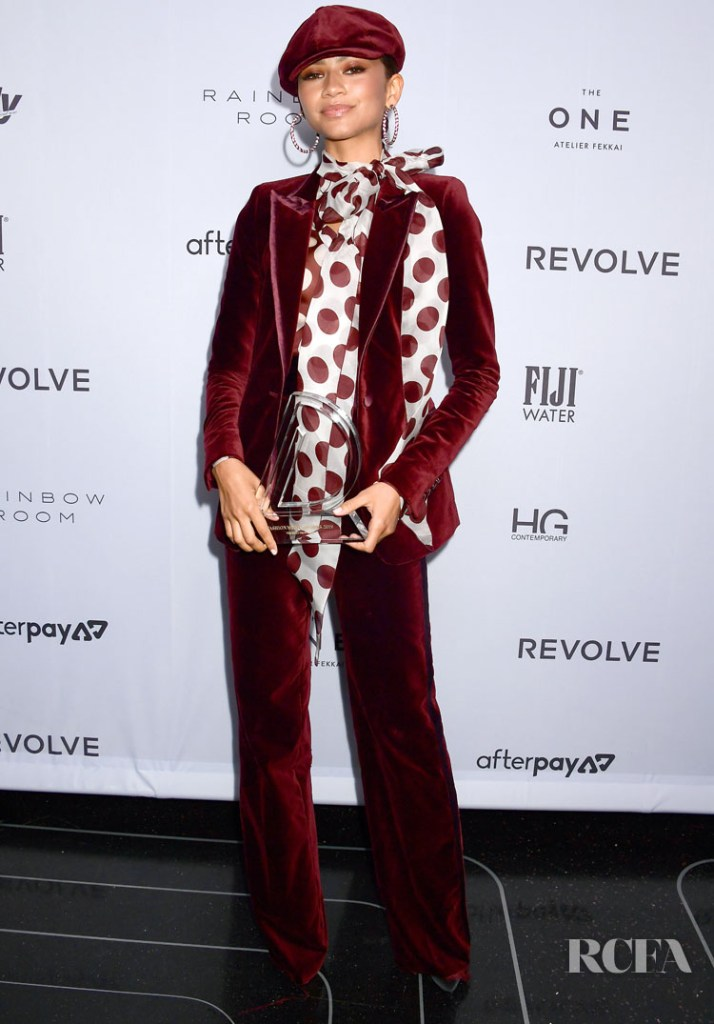 Zendaya In Tommy Hilfiger x  Zendaya - The Daily Front Row's 7th Annual Fashion Media Awards