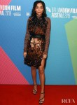 Ashley Madekwe Showcases Her Wild Side For The 'County Lines' London Film Festival Premiere