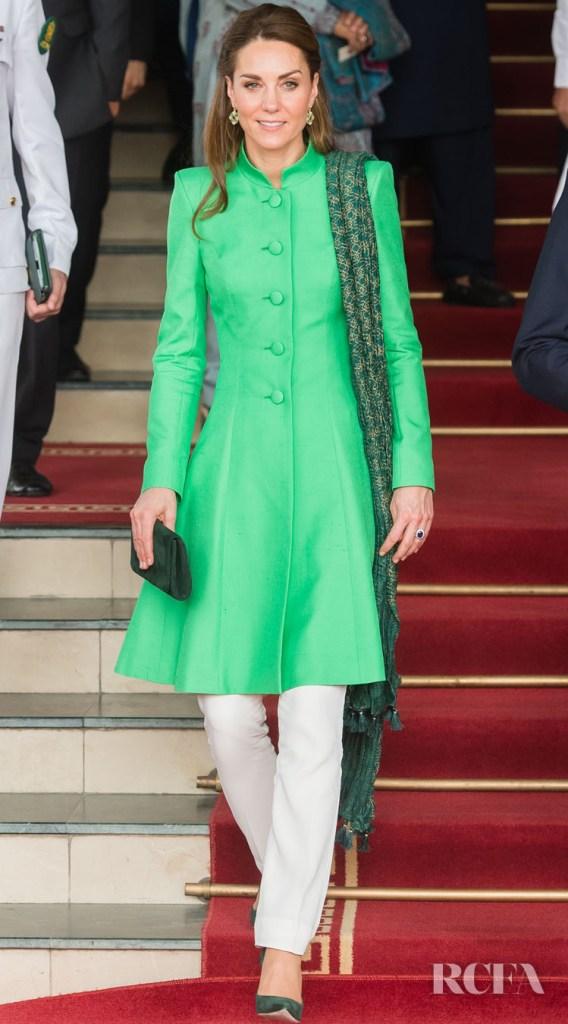 Catherine, Duchess of Cambridge's Visit To Islamabad