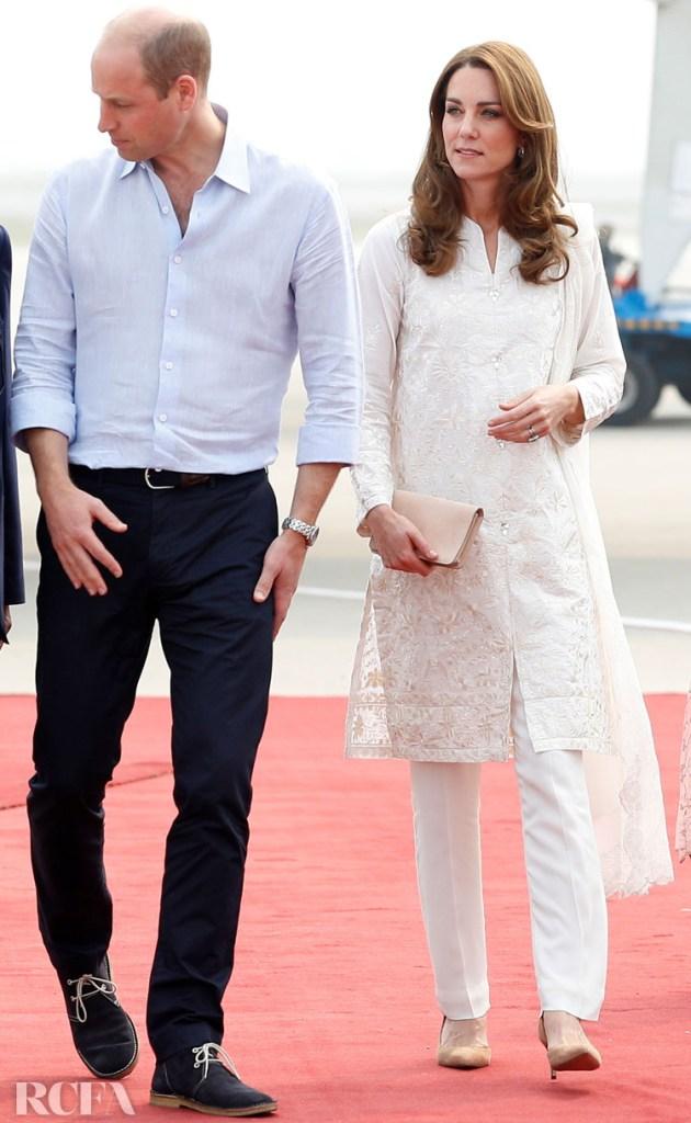 Catherine, Duchess of Cambridge Visits Lahore