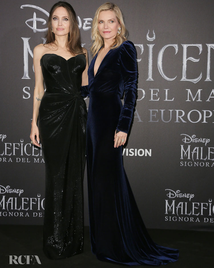 'Maleficent: Mistress Of Evil' Rome Premiere