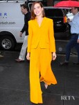 Zoey Deutch Brings Back That Sunny Feeling On The Today Show