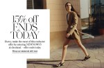 15% Off NET-A-PORTER Ends Today