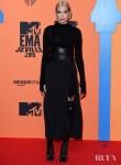 Dua Lipa's Sexy Sombre MTV EMAs Looks